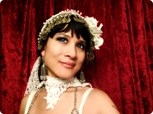 Follow Your Fetish:  I Was A Precocious Bellydancer